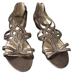 Alfani Sandal Summer Silver/pewter Sandals