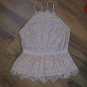 Forever 21 Top Peach