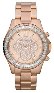 Michael Kors Michael Kors Rose Gold-Tone Madison Watch MK5811
