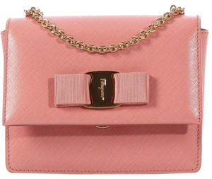 Salvatore Ferragamo Mini Ginny Cross Body Bag