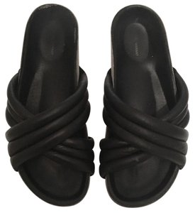 Isabel Marant Black Sandals