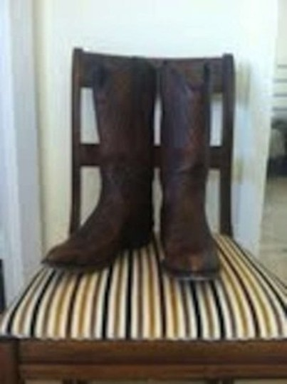 Frye Dark Brown Boots