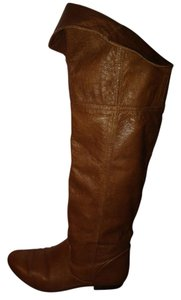Chinese Laundry Over-the-knee Fall Tall Cognac Boots