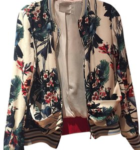 Zara Multi-Print Jacket