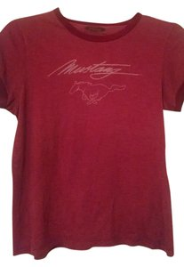 Tom Ford T Shirt Red