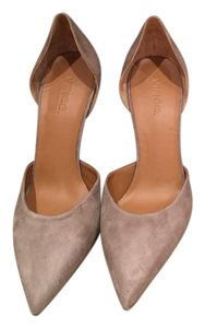 Vince Box Dust Bag Tan Pumps