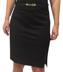 Express Pencil Pencil Pencil Skirt Black