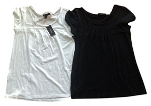 Express T Shirt Black / White