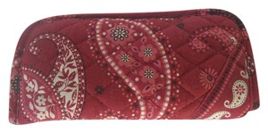 Vera Bradley Vera Bradley Sunglasses Case Quilted Paisley Soft Case