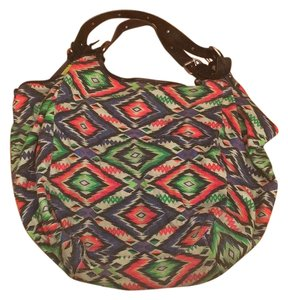 Twelfth St. by Cynthia Vincent Tote in Tribal Print