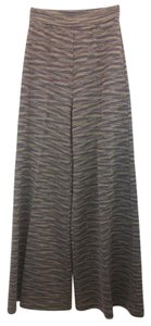 M Missoni Knit Wool Pants