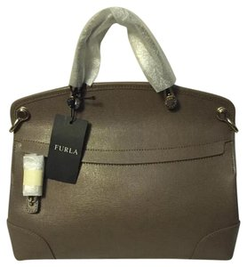 Furla Satchel in Daino