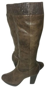 Frye 76735 Size 8 Riding Motorcycle Khaki Boots