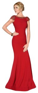 MNM Couture Glam Evening Dress