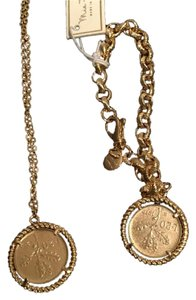 Coin Necklace & Bracelet