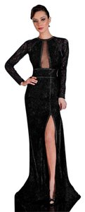 MNM Couture Evening Chic Night Out Long Dress
