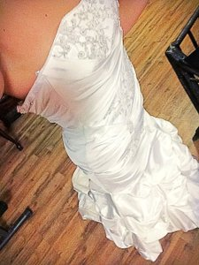 Ask Wedding Dress
