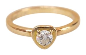 Cartier Cartier 18K Diamond Heart Ring