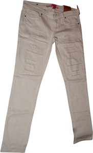 Almost Famous Skinny Jeans-Light Wash