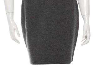 Marc Jacobs Mini Skirt Charcoal