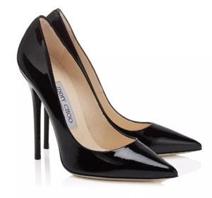 Jimmy Choo Heels Women Black Pumps