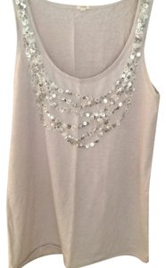 J.Crew Top Light grey