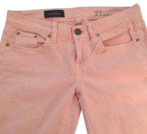 J.Crew Straight Pants Salmon pink