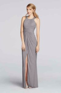 David's Bridal Mercury F17093 Dress