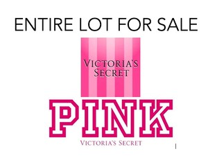 Victoria's Secret Victoria's Secret and PINK - ENTIRE LOT FOR SALE!