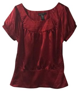 Rampage Top dark red