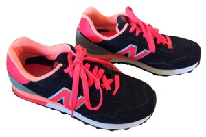 New Balance Black mulit Athletic