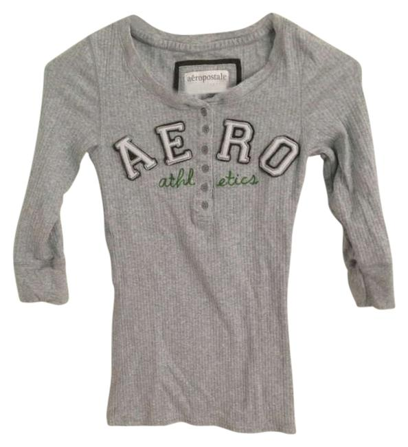 Preload https://item4.tradesy.com/images/aeropostale-grey-tee-shirt-size-4-s-195473-0-0.jpg?width=400&height=650