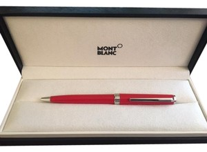 Montblanc Montblanc Cruise Collection Coral Red with box and booklet.