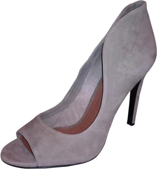 Vince Camuto Grey Pumps