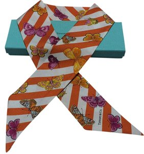 Tiffany & Co. Silk Ribbon Scarf