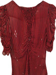 Isabel Marant Top Red stripe