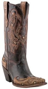 Lucchese Granito Cafe Boots