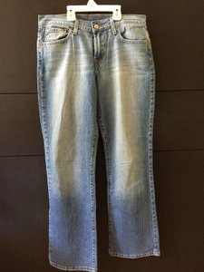 Lucky Brand Classic Relaxed Fit Jeans-Distressed