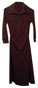 Brown Maxi Dress by Diane von Furstenberg