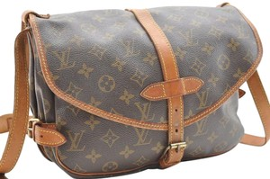 Louis Vuitton Prada Celine Burberry Balmain Crossbody Shoulder Bag