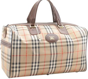 Burberry Chanel Hermes Chanel Goyard Travel Bag