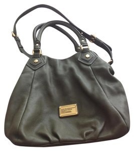 Marc by Marc Jacobs Satchel in Forest Green