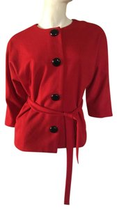 Michael Kors Red Jacket