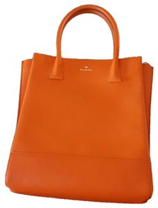 Mulberry Tote in Orange