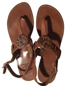 Tory Burch Tan Sandals