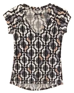 Anthropologie T Shirt Black