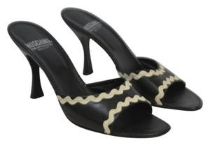 Moschino BLACK Sandals