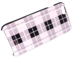 Kate Spade Kate Spade WIRU0456 Pink Plaid Hardshell Case iPhone 6+ & 6S+ PLUS