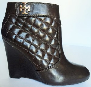 Tory Burch COCONUT DARK BROWN Boots