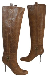 Dior LIGHT BROWN Boots